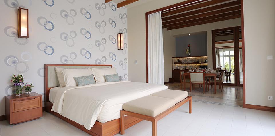 Phòng ngủ tại villa FLC Sầm Sơn