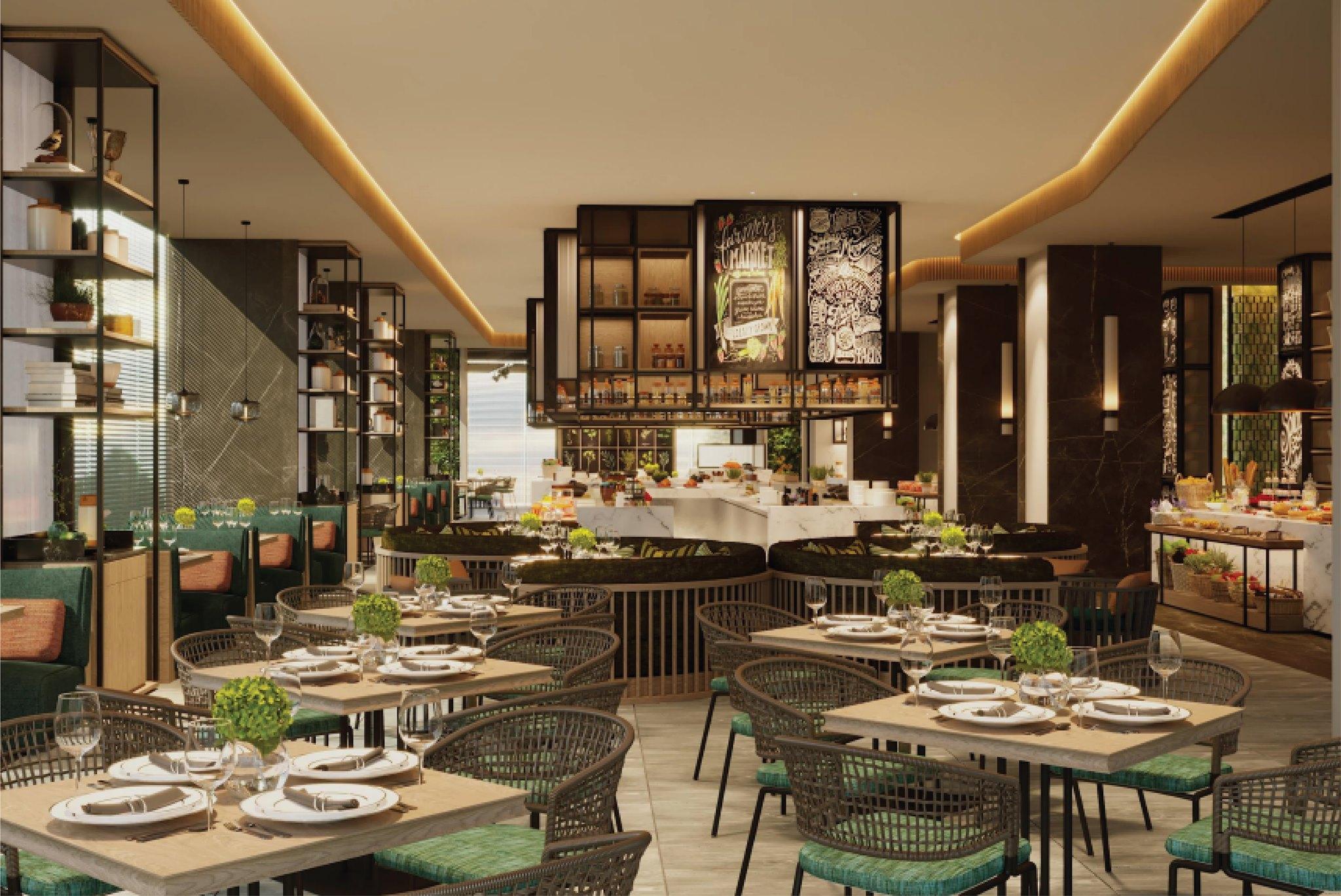 Nhà hàng tại FLC City Hotel Beach Quy Nhơn