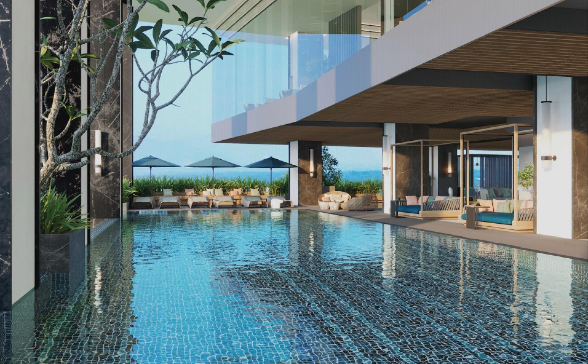 FLC City Hotel Quy Nhơn  - Hồ bơi