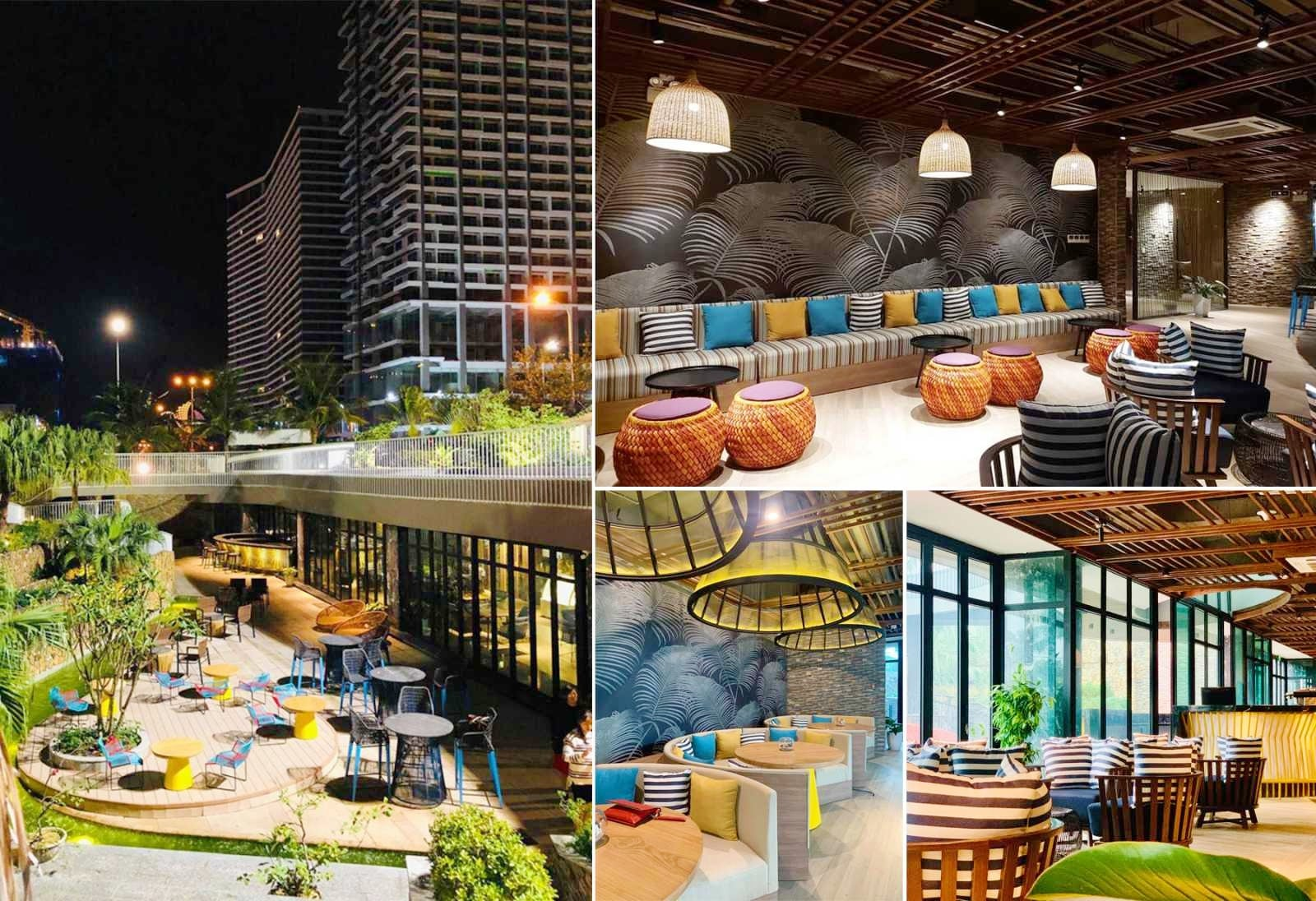 FLC City Hotel - Aqua Beach Club