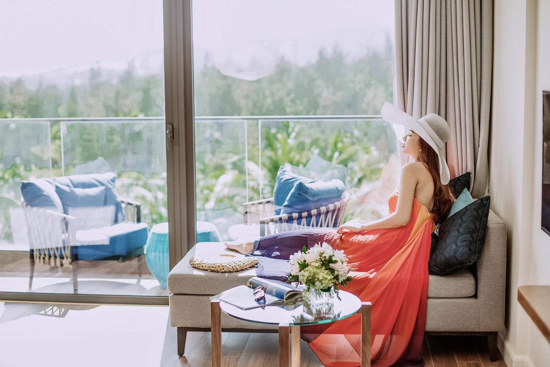 Phòng Prestige Suite Ocean View FLC Grand Hotel Quy Nhơn