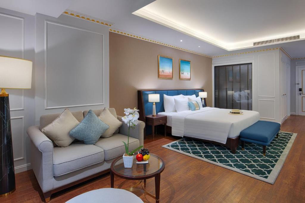 Phòng tại FLC Grand Hotel Hạ Long