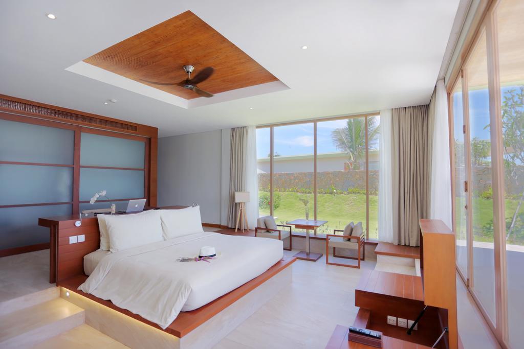 Phòng ngủ tại Villa FLC Quy Nhơn