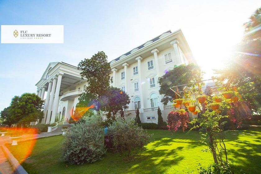 Đặt phòng FLC Vĩnh Phúc Resort