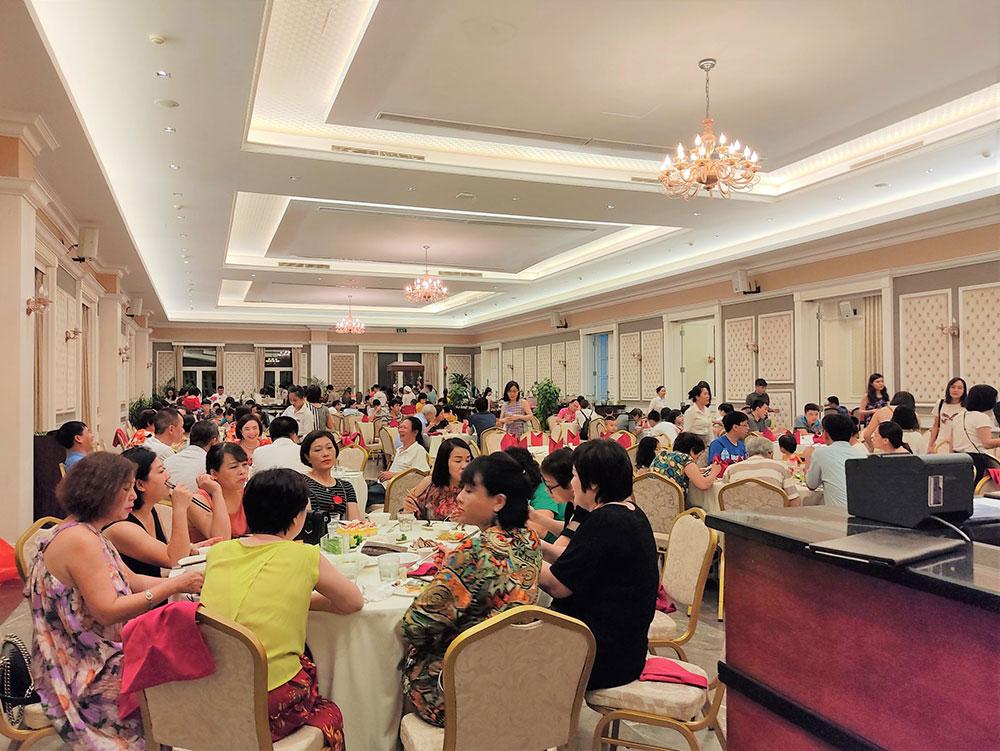 Tổ chức tiệc tại FLC Vĩnh Phúc