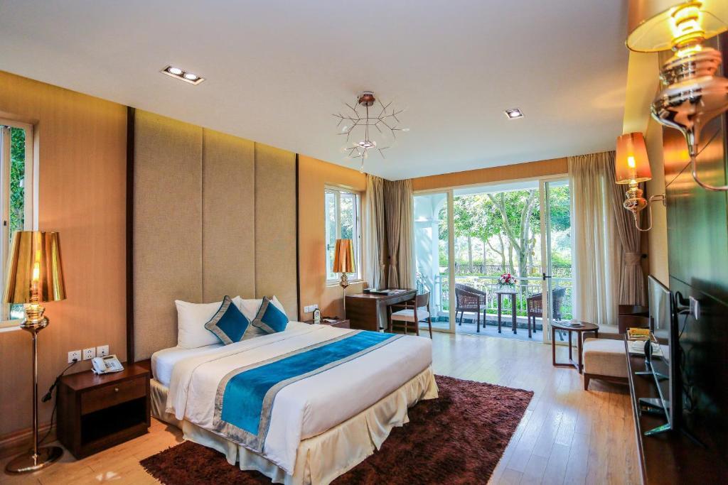 Phòng FLC resort Vĩnh Phúc