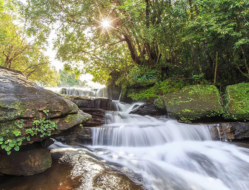 Du lịch Phú quốc suối Tranh
