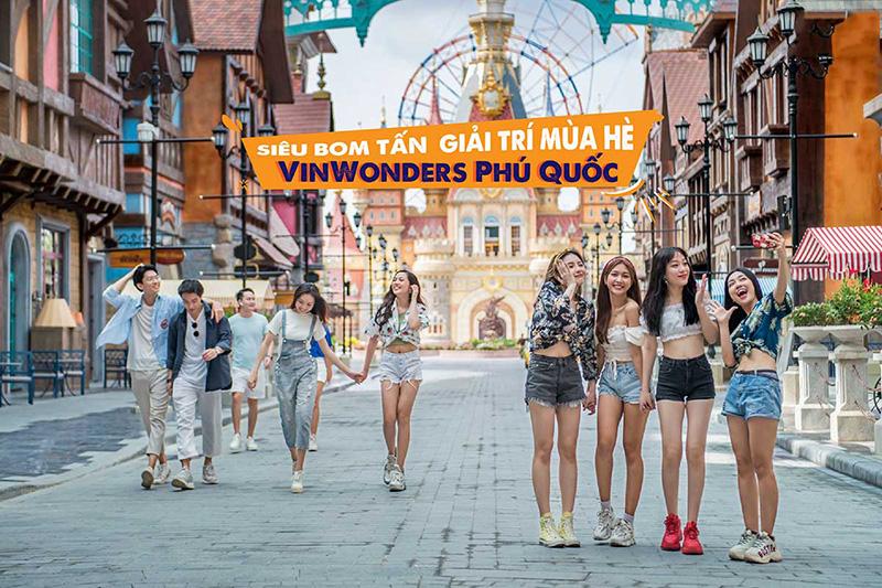 Du lịch VinOasis Phú Quốc Vinwonders 01